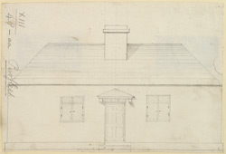 Architectural Drawing, Purfleet 48aa